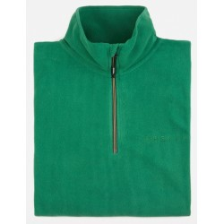 BREKKA MICROFLEECE ZIPPY BOY grn
