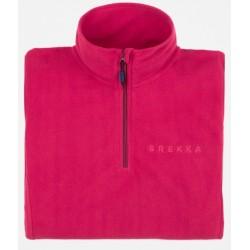BREKKA MICROFLEECE ZIPPY GIRL fux