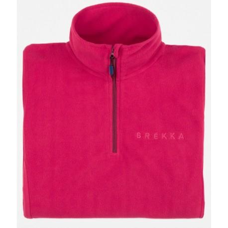 Παιδικό φλις μπλουζάκι BREKKA fux