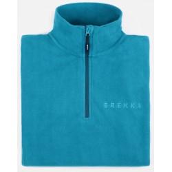 Παιδικό φλις μπλουζάκι BREKKA ind