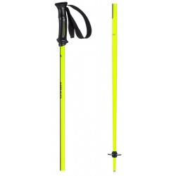 Ski poles HEAD multi neon-yellow