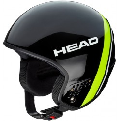 Κράνος HEAD Stivot Race Carbon black/lime