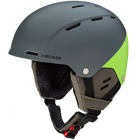 Κράνος HEAD Trex  grey/green