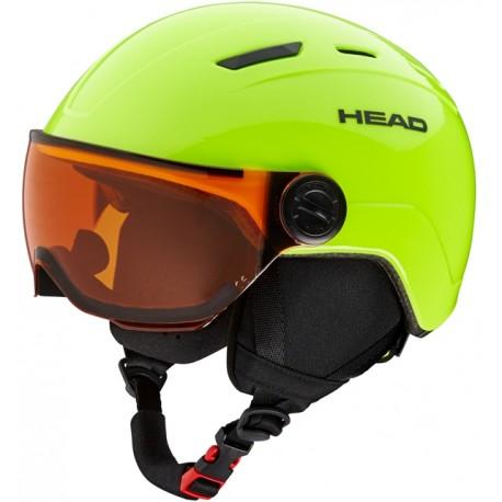Helmet HEAD MOJO Visor lime