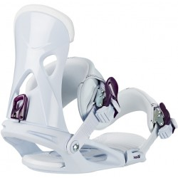 Bindings HEAD Snowboard NX FAY I White