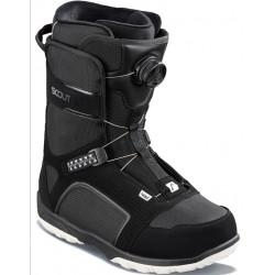 Μπότα snowboard HEAD SCOUT PRO BOA black