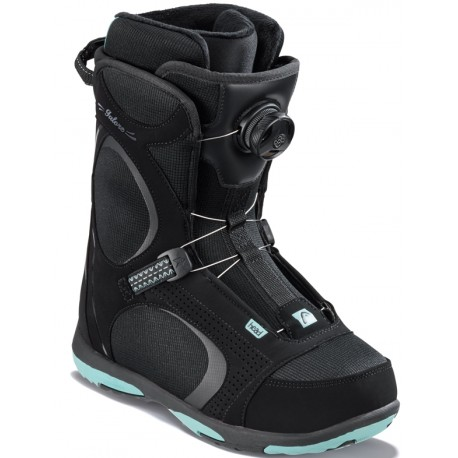 Μπότα Snowboard HEAD GALORE PRO BOA black