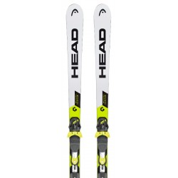 SKI HEAD WC REBELS I.GS RD with REEFLEX EVO 11