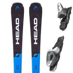 Ski HEAD V- Shape V4 with bindings PR11 (2019)