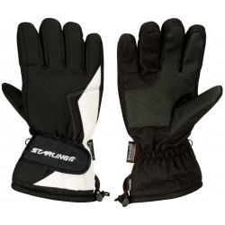 Gloves Ski Black/White (ZRW)