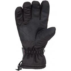 Ski Gloves Junior Black/White (ZWW)
