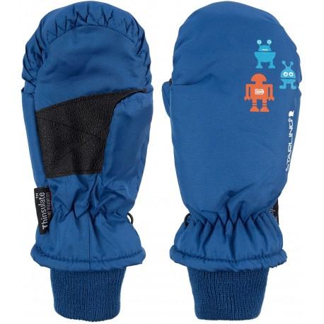 Παιδικά Γάντια Blue/Grey (BLG)