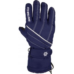 Ski Gloves Navy Blue/White (MAW)