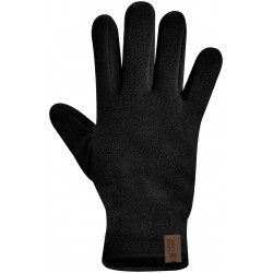 Gloves fleece Junior BLACK (ZWA)
