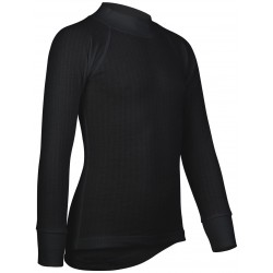 Thermal Shirt Long Sleeve Jounior Black