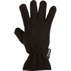 Gloves Ski Fleece Black