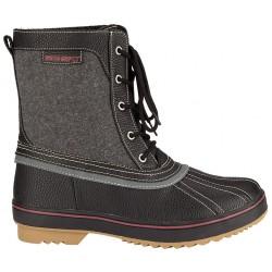 Apres ski boots black/ grey melange (ZWG)
