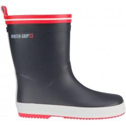 Apre ski boots grey/anthracite/red