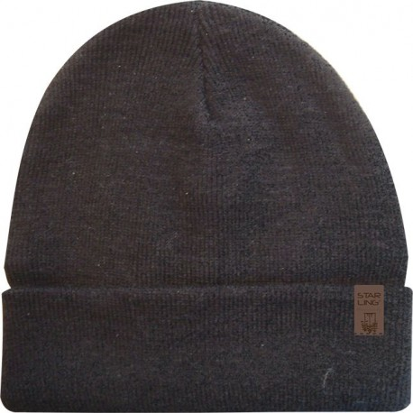 Cap Knitted antracite
