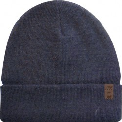 Cap Knitted navy blue