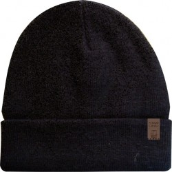 Cap Knitted Black