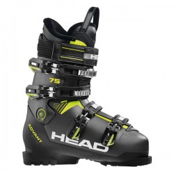 Ski Boots HEAD ADVANT EDGE 75 anth/black-yel