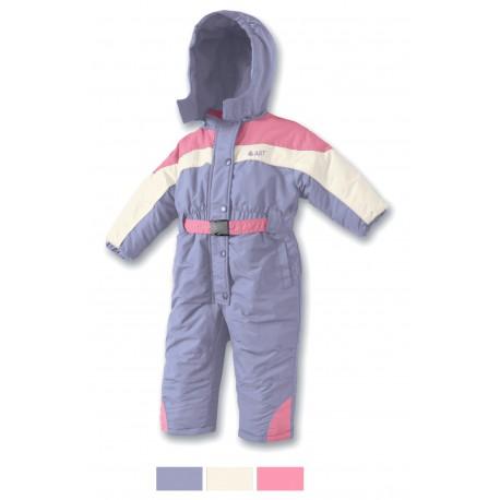 Baby uniform ASTROLABIO purple