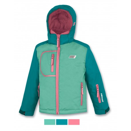 Baby Ski Jacket ASTROLABIO Green