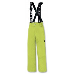Junior Ski Trousers ASTROLABIO Green