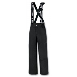 Junior Ski Trousers ASTROLABIO Black