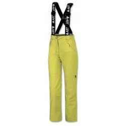 Junior Ski Trousers ASTROLABIO Yellow