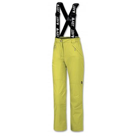 Junior Ski Trousers ASTROLABIO Yellow