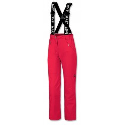 Junior Ski Trousers ASTROLABIO Red