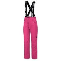 Junior Ski Trousers ASTROLABIO Pink