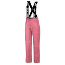 Junior Ski Trousers ASTROLABIO Light Pink