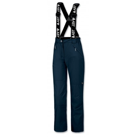 Junior Ski Trousers ASTROLABIO Dark Blue