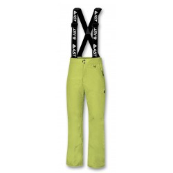 Men's Ski Trousers ASTROLABIO Green