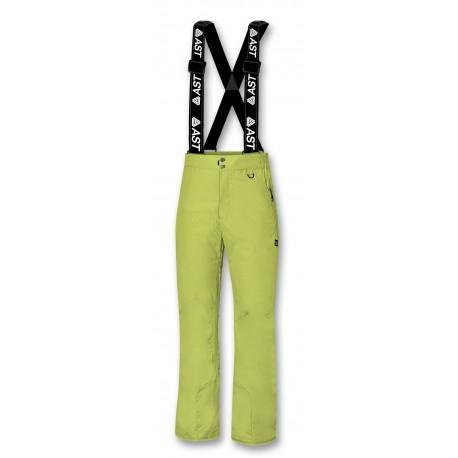 Ανδρικό Παντελόνι Σκί ASTROLABIO Πράσινο