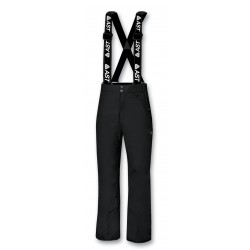 Men's Ski Trousers ASTROLABIO Black