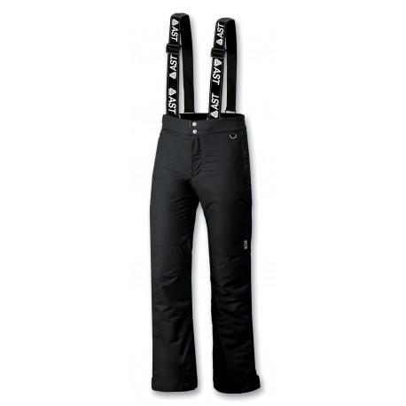 Ανδρικό Παντελόνι Σκί Twill ASTROLABIO Μαύρο