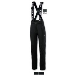 Men's Ski Trousers Bytex ASTROLABIO Black