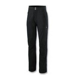Men's Ski Trousers SoftShell ASTROLABIO Black