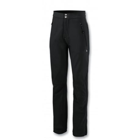 Ανδρικό Παντελόνι Σκί SoftShell ASTROLABIO Μαύρο