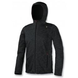 Men's Fleece Sweater ASTROLABIO Black