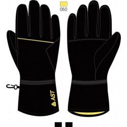 Ανδρικά Γάντια Σκί ASTROLABIO Μαύρο