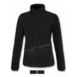 Women's Knitted Sweater ASTROLABIO Black