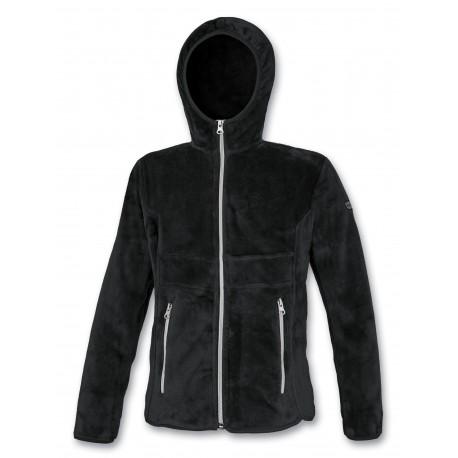 Junior Fleece Sweater ASTROLABIO Black
