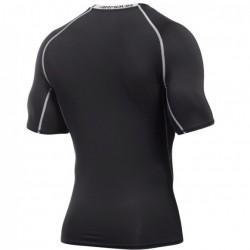 Ισοθερμική μπλούζα UA SS T-SHIRT black