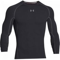 Ισοθερμική μπλούζα UA Heatgear black