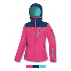 Women's Jacket Ski ASTROLABIO pink
